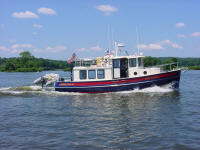 Tug on Ct River